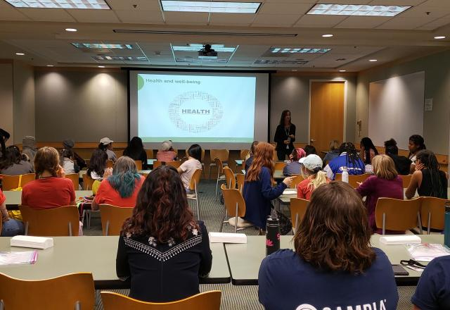 Girls Inc. PNW Workshop