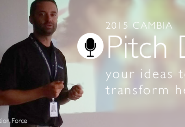 Cambia Pitch Day