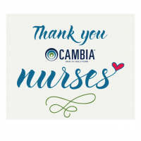 Cambia Health Solutions National Nurses Day Employees
