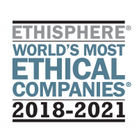 Cambiahas been one of Ethisphere's Word's Most Ethical Companies from 2018 to 2021