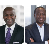 Amadou Yattassaye as Executive Vice President of Market Growth and Sam Yamoah as Chief Strategy and Innovation Officer